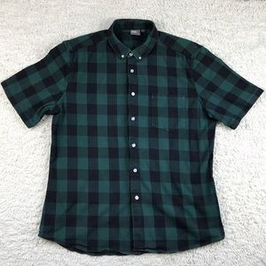 Men's XXL ASOS Gingham Button Down
